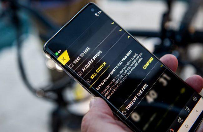 Greyp text to bike app