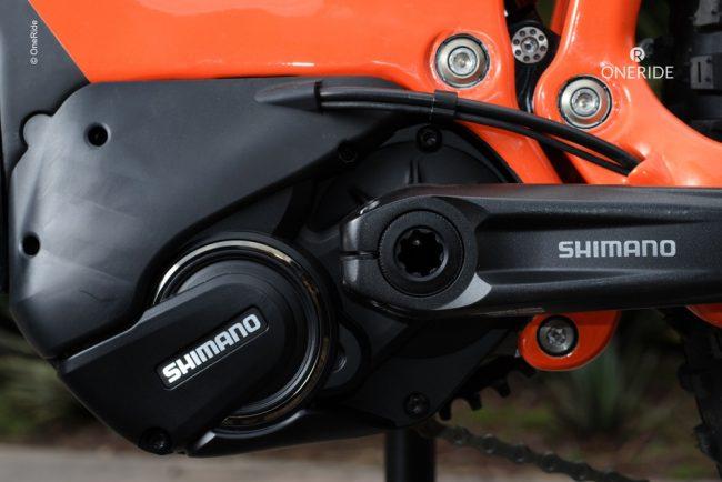Mondraker Bikes - Crusher Carbon R 27 5 motor Shimano steps Mexico (3)
