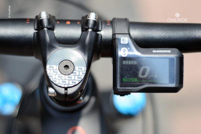 Mondraker Bikes - Crusher Carbon R 27 5 motor Shimano steps Mexico - pantalla bluetooth