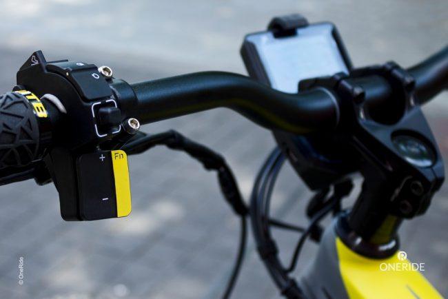 eMTB Mexico Greyp G 6 1 carbon bici electrica all mountain CIM unit