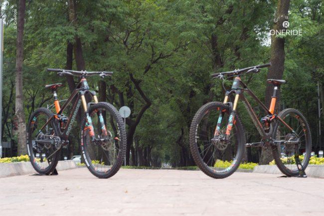 Mondraker Foxy RR SL Carbon 29 pulgadas Mexico con Fox Reverb Sram AXS Eagle 12 pasos via OneRide (12)