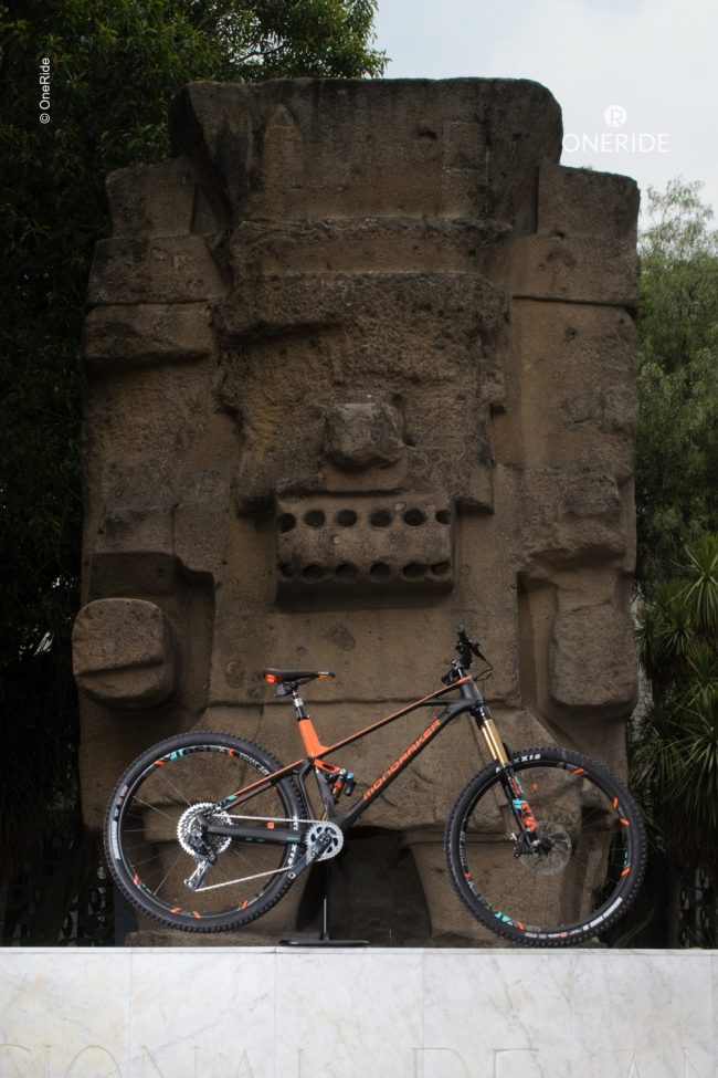 Mondraker Foxy RR SL Carbon 29 pulgadas Mexico con Fox Reverb Sram AXS Eagle 12 pasos via OneRide (16)