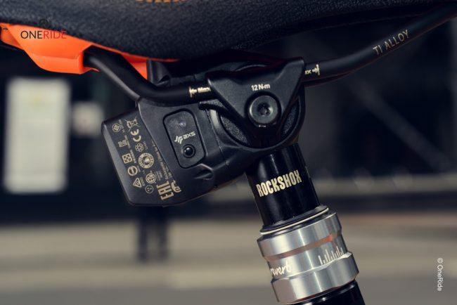 Mondraker Foxy RR SL Carbon 29 pulgadas Mexico con Fox Reverb Sram AXS Eagle 12 pasos via OneRide (8)