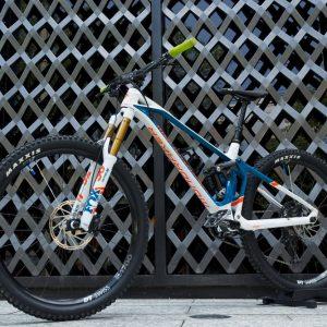 Mondraker SuperFoxy carbon R 2020 29 pulgadas talla M semi nueva Mexico Erik Gollaz Epic (4)