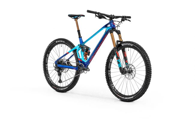 Mondraker Superfoxy-rr 2020 29 carbon - 2