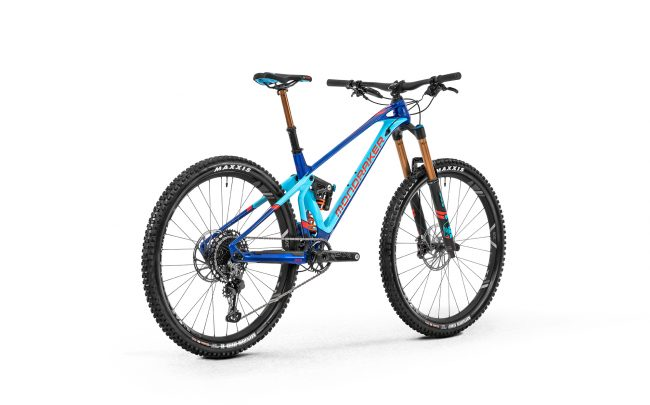 Mondraker Superfoxy-rr 2020 29 carbon - 3