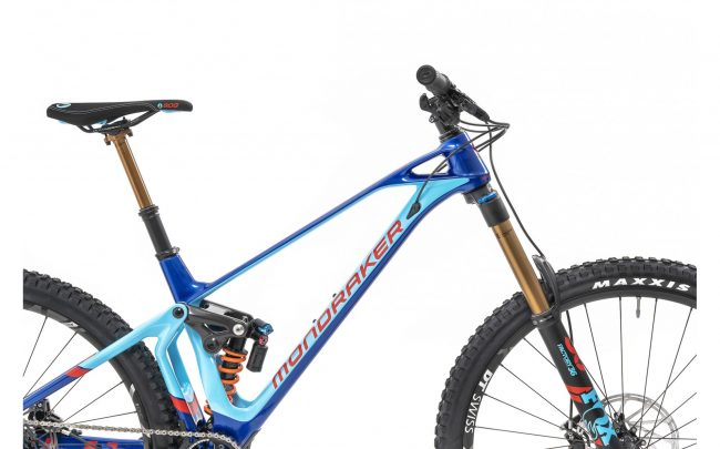 Mondraker Superfoxy-rr 2020 29 carbon - 5