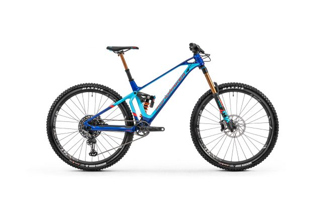 Mondraker Superfoxy-rr 2020 29 carbon
