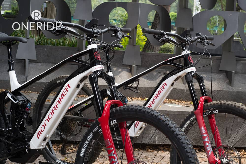 Bicicleta electrica Mondraker Mexico tienda autorizada One Ride Polanco CDMX DF (1)